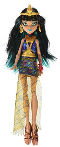 Monster High Music Class Cleo Doll (Characters From Monster High)