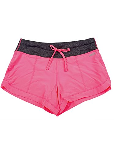 avia-womens-active-stretch-woven-short-large-pink-sizzle-charcoal-melange