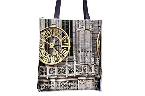 best bag best large professional tote bags tote totes Tower totes Church bags professional bags tote large womens' tote printed bags allover popular Clock Cathedral popular tote 6xZqHawa4B