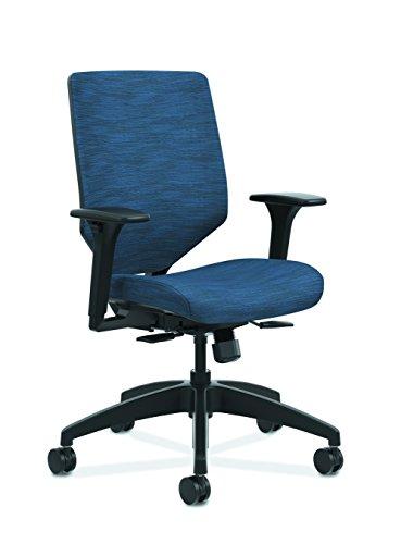 HON HONSVU1ACLC90TK Solve Task Chair, Midnight COMP90