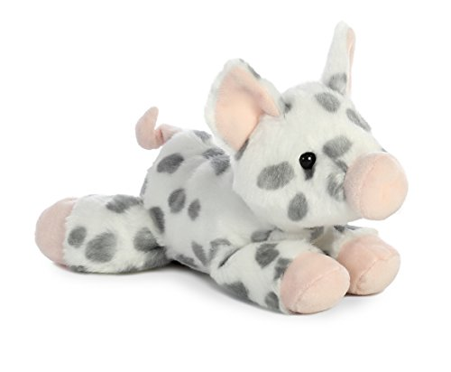 Aurora 31743 World Spotted Pig Plush Toy