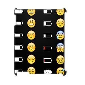 LTTcase Personalised Custom Emoji 100 3D Cover Case for ipad 2,3,4