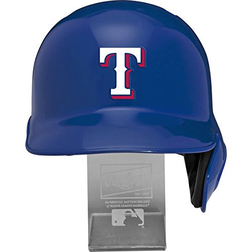 (Texas Rangers MLB Rawlings Full Size Cool Flo Baseball Helmet)
