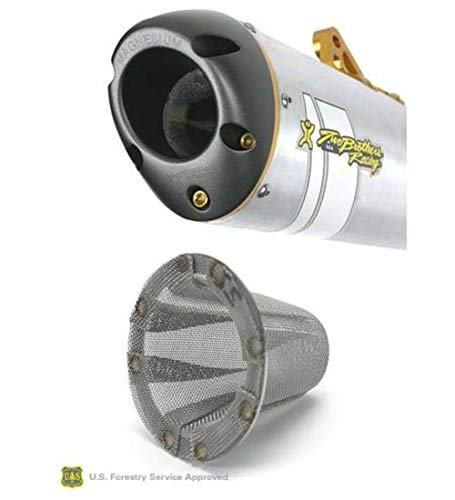 (Two Brothers Racing 005-106S M-7 USFS Spark Arrestor )