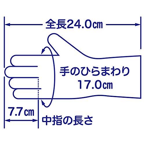 使いきり手袋 ニトリルゴム 極うす手 Sサイズ ホワイト 100枚 使い捨て 食品衛生法適合