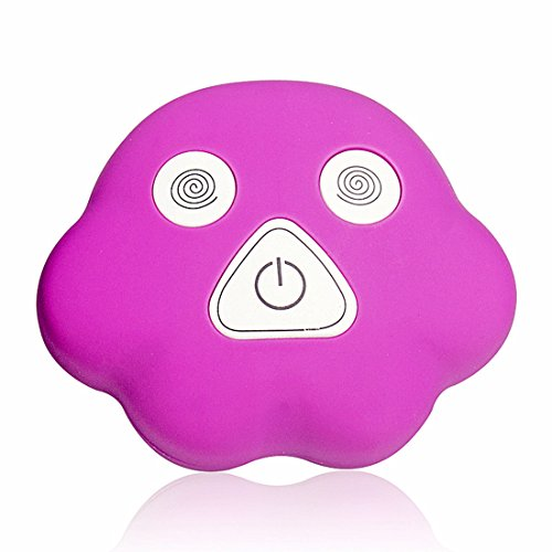 Joer 20 Speeds Of Vibrating Ball Powerful Vibrator, Wireless Remote Control Vibrating Egg,Waterproof,Sex Toy For Women Violet