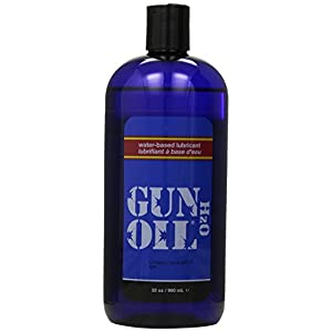 Gun Oil H2o 32oz Bottle