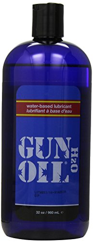Gun Oil H2o  32oz Bottle, Best Gay Men's Sex Toys