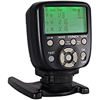 YONGNUO Upgraded YN560-TX II LCD Flash Trigger Remote Controller for Canon and YN560IV/III YN660 with Wake-up Function for Canon cameras