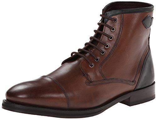 Ted Baker Menns Comptan Boot Brun / Sort Skinn