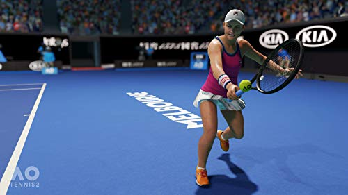 AO Tennis 2 (NSW) - Nintendo Switch 2