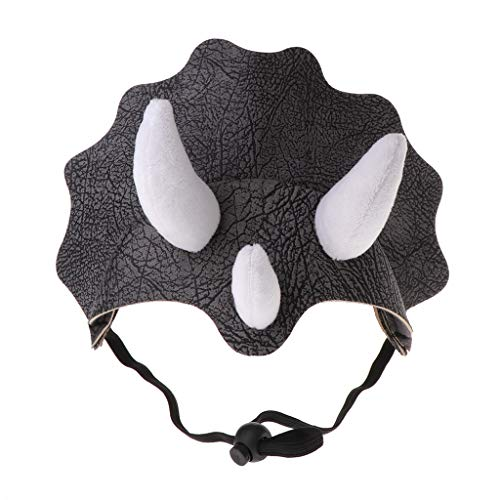 Qupida Halloween Holiday Fancy Cosplay Pet Hat Costume Cap Dog Cat Bulldog Head Cover -