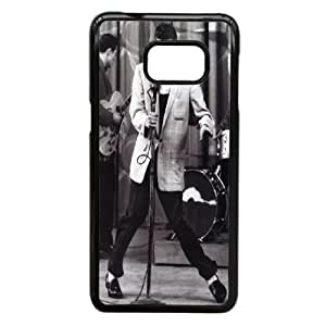 Samsung Galaxy Note 5 Edge Phone Case Black Elvis Presley VC3XB0240859