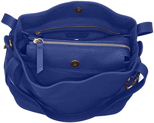 Liebeskind Mihobom Deep 5618 Berlin bandoulière Bleu sac Blue Heavyp 6v6RTqr