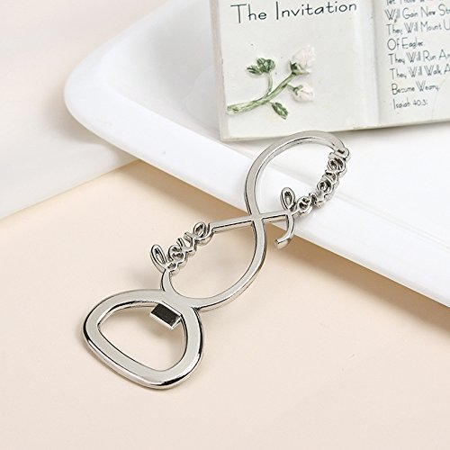 Love Forever Bottle Opener Wedding Favors And Gifts Wedding Gifts For Guests Wedding Souvenirs Party Supplies (1)
