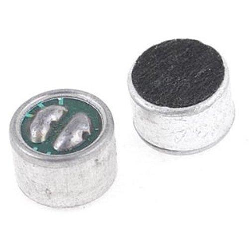 Amazon.com: eDealMax 18 pedazos del mini MIC Cápsula de micrófono de condensador electret: Musical Instruments