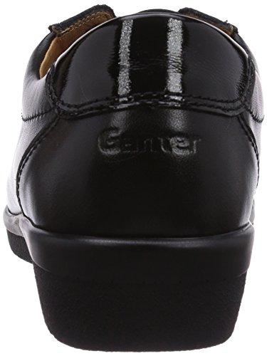 Nero 0100 black Ganter Di Sensibili Donne Ampia Colore Derby Anelli I Delle zU1wcq4xp7