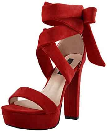 4446e4074f402 Shopping 14 or 3 - Red - 1 Star & Up - Shoes - Women - Clothing ...
