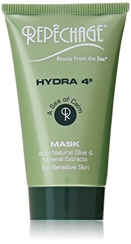Cheap Repechage Hydra 4 Mask – Deeply Moisturizing and Soothing Facial Skincare with Vitamin E + Lactic Acid + Natural Shea Butter + Calamine for Dry and Sensitive Skin Types to Calm and Nourish  2 Oz