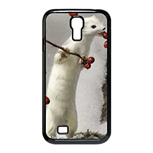Winfors Cute Weasel Phone Case For Samsung Galaxy S4 i9500 [Pattern-2]
