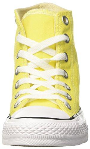 A Collo fresh Alto 155738c Yellow Converse Sneaker Uomo Giallo FESqPSvwx