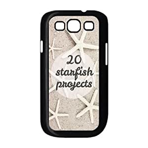 Starfish DIY Cover Case for Samsung Galaxy S3 I9300 LMc-50716 at LaiMc