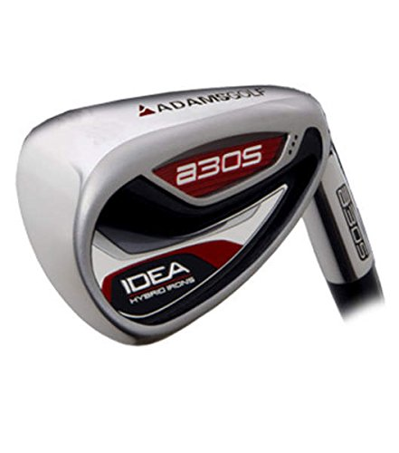 Adams Idea A3 OS Wedge Sand SW Stock Graphite Shaft Graphite Ladies Right Handed 34.5 in