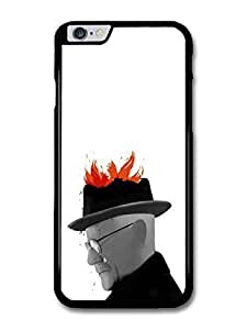 """AMAF ? Accessories Breaking Bad Heisenberg Walter White Fire Art case for iPhone 6 Plus (5.5"""")"""