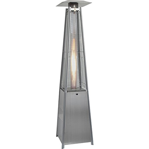Hanover 42000 BTU Pyramid Propane Patio Heater 7 Feet (Large Image)