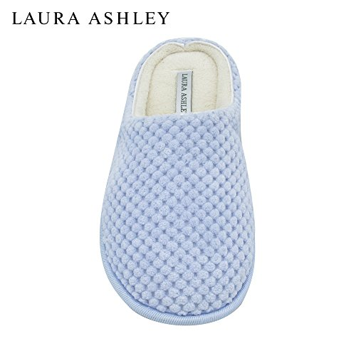 Memory Foam Style Ashley Blue Insole Party Pool With Slippers Clog Laura Ladies Spa q0ZUpfp