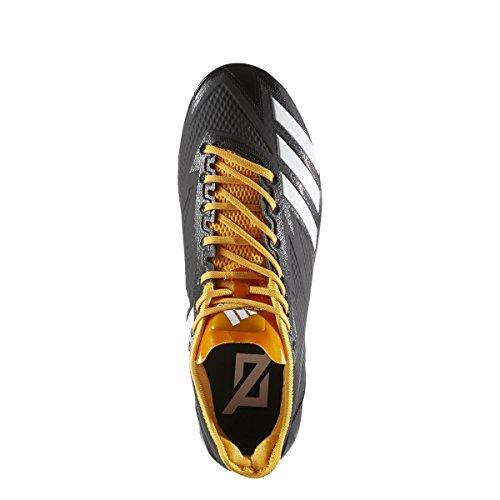 Adidas Adizero 5star 6.0 Klampen Mænds Fodbold Kerne Sort-hvid-guld Fast nfY6Z