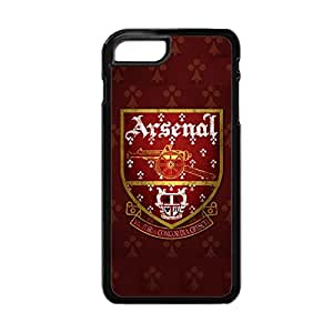 Printing Arsenal Hard Plastic Back Phone Covers For Kids For 5.5Inch Iphone 6 Plus Choose Design 10