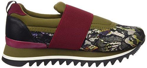 Gioseppo TOLVA - Zapatillas de deporte para mujer Verde