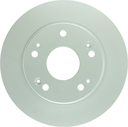 Bosch 26010736 QuietCast Premium Disc Brake Rotor, Rear Ton Rear Rotors