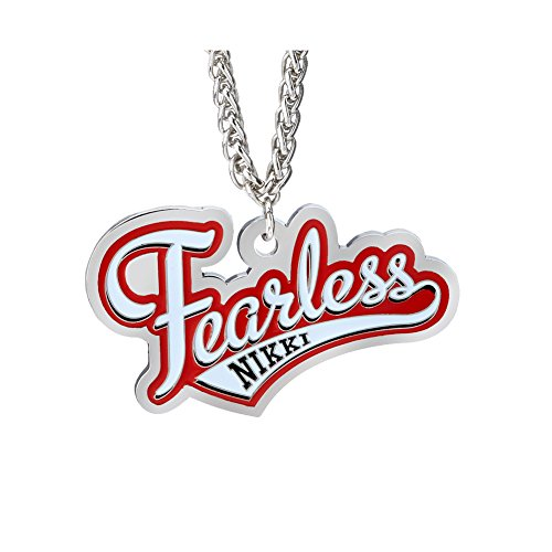 Nikki Bella Costume (Nikki Bella Fearless WWE Authentic Pendant Necklace New)