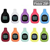 Allrun Fitbit Zip Clip, Classic Pack/Deluxe Rainbow Pack/Olympic Rings Pack Accessory Replacement Clip for Fitbit Zip Only (No Tracker)