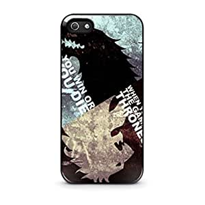 Game of Thrones winter is coming New Hard Plastic Case for iPhone 5 5s case