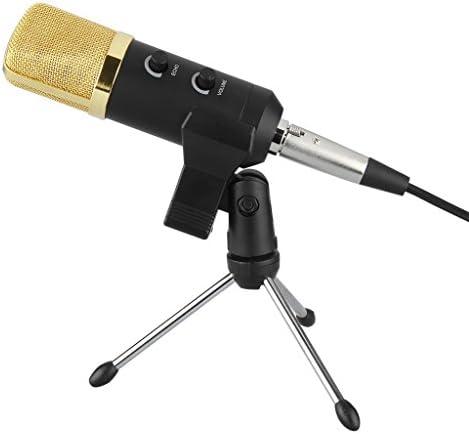 D DOLITY スタンドホルダーマウントとダイナミックマイクマイクを録音するプロのコンデンサーサウンドスタジオ