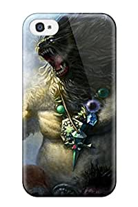 Best 2013768K43165279 Defender Case With Nice Appearance (nunu) For Iphone 4/4s