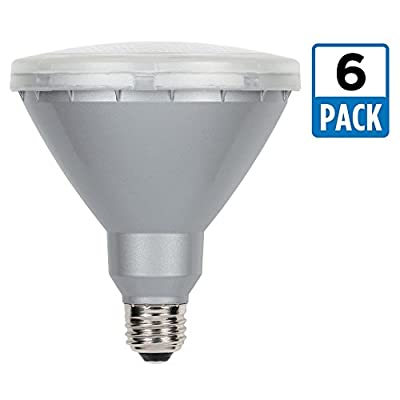 Westinghouse 90-Watt Equivalent PAR38 Flood Cool White Outdoor LED Light Bulb with Medium Base