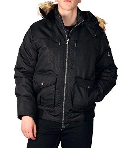 sean-john-mens-hooded-bomber-jacket-with-faux-fur-trim-black-x-large