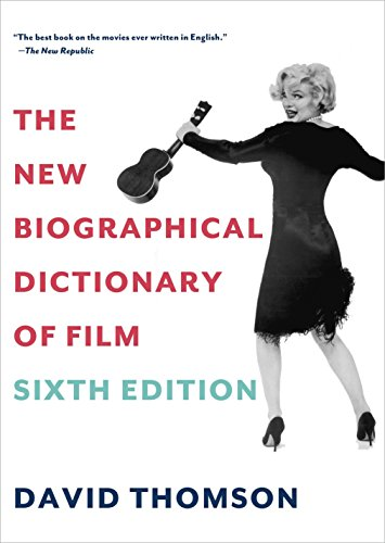 Pdf Entertainment The New Biographical Dictionary of Film: Sixth Edition