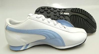 tout neuf 36ff5 f9a43 Puma Sprint Running Shoes White / Light Blue, schuhgrösse ...