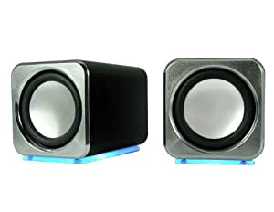 Ricco® MD02 Computer Speaker (Black)