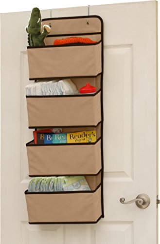 SimpleHouseware Pocket Mount Hanging Organizer