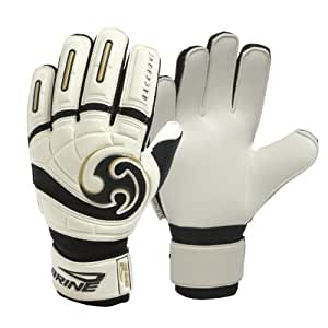 Brine Triumph 3X Soccer Goalie Gloves - White-11