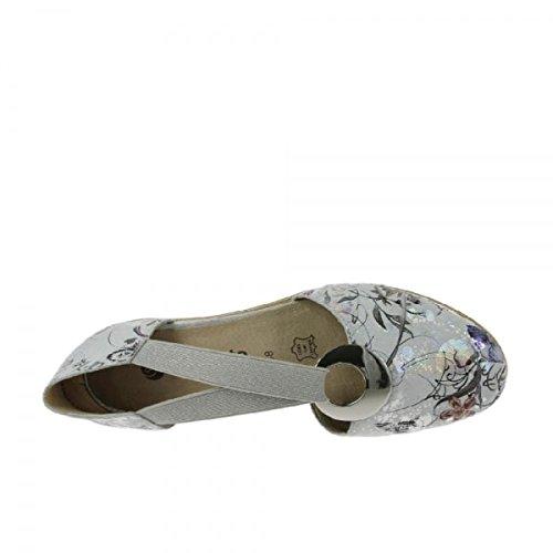 Silver Shark Escarpins Remonte Jeans 90 Gris D5502 Femme aW1YZ