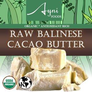Raw Beurre de cacao - Bali 16 oz