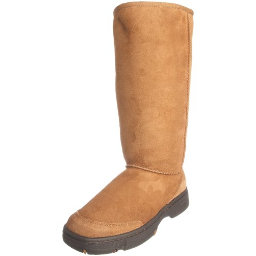 UGG Ultimate Tall Braid Chestnut Womens Boots size for sale  Delivered anywhere in USA