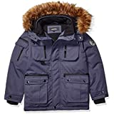 Outerwear Jacket (More Styles Available), DS100-Black, 10/12